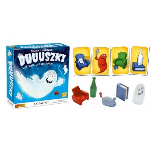 Gra Planszowa Duuuszki gra...