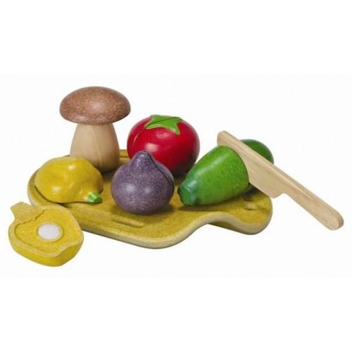 Warzywa do Krojenia - PlanToys