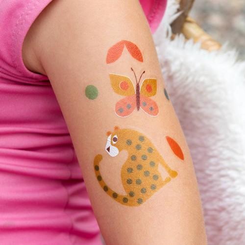 Tatuaże Dziecięce Dzikie...