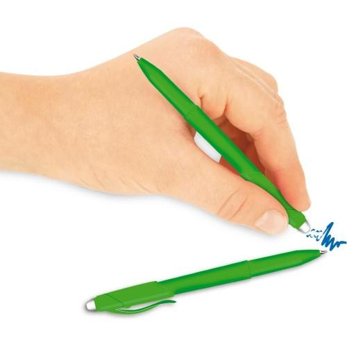 Zmazywalny długopis z Gumką...