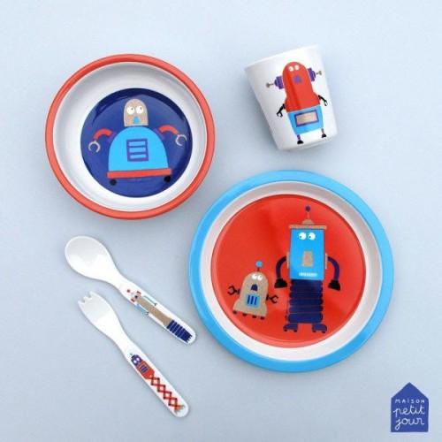 Mały kubek Roboty - Maison...