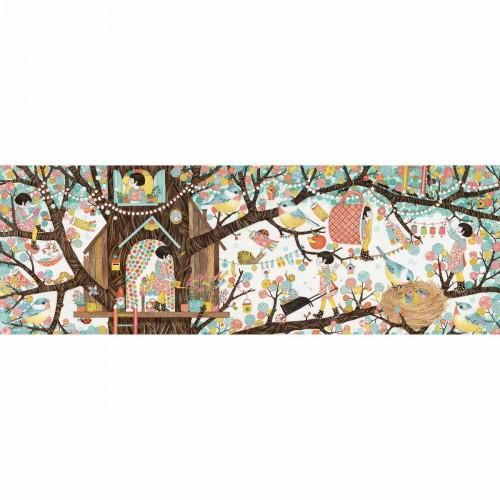 Puzzle Domek na Drzewie 200...