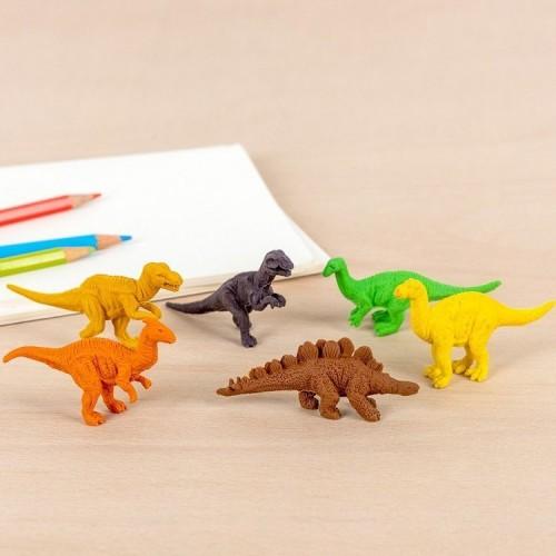 Gumki do mazania Dinozaury...