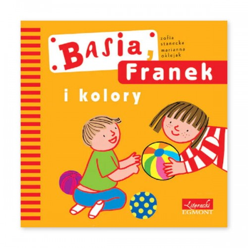 Basia, Franek i kolory -...