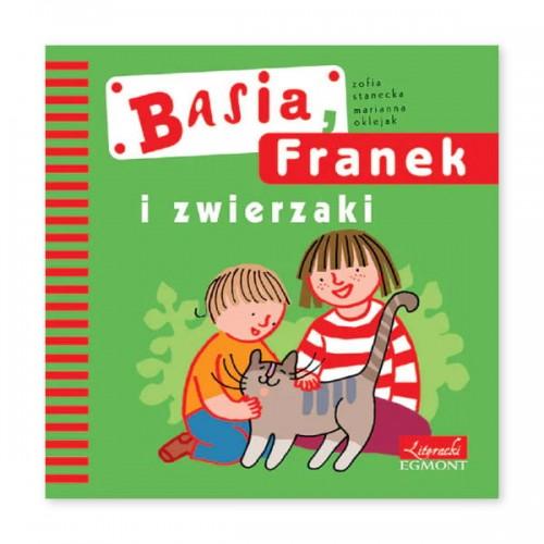 Basia, Franek i zwierzaki -...