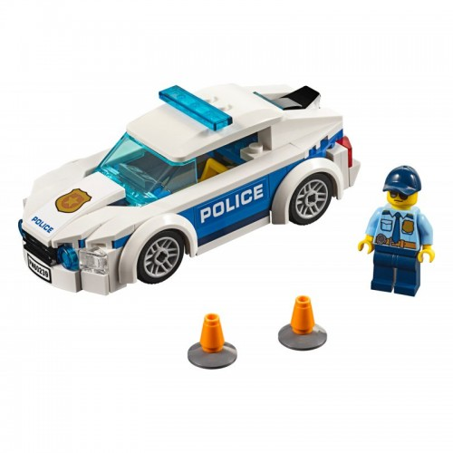 Klocki LEGO City Samochód...