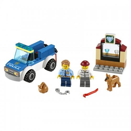 Klocki LEGO City Oddział...