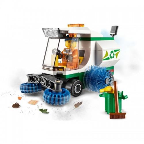 Klocki LEGO City Zamiatarka...