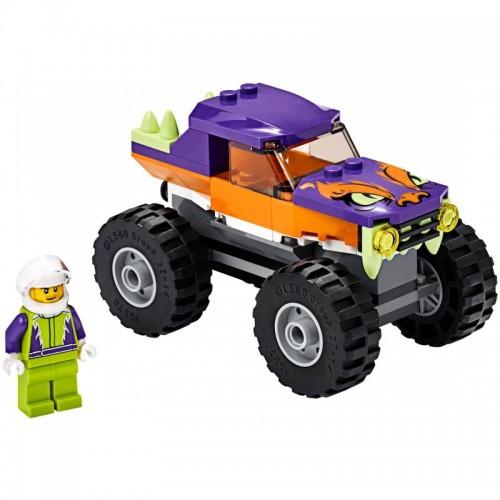 Klocki LEGO City Monster...