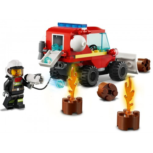 Klocki LEGO City 60279 Mały...