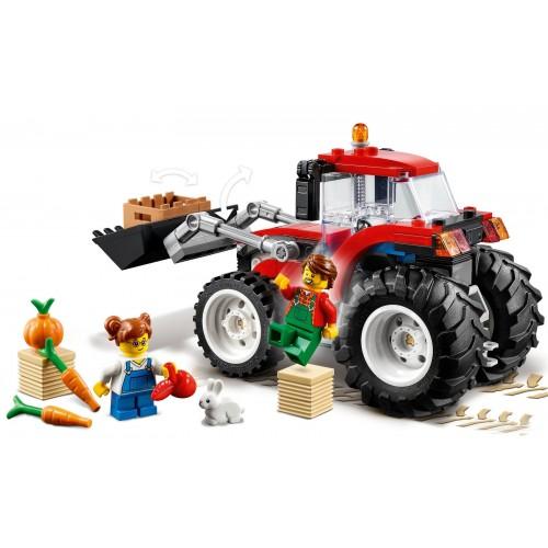 Klocki Lego City 60287 Traktor