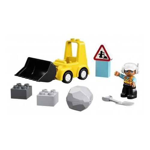 Buldożer 10930 Lego Duplo