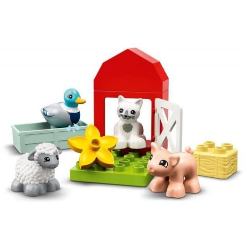 Lego Duplo 10949 Zwierzęta...