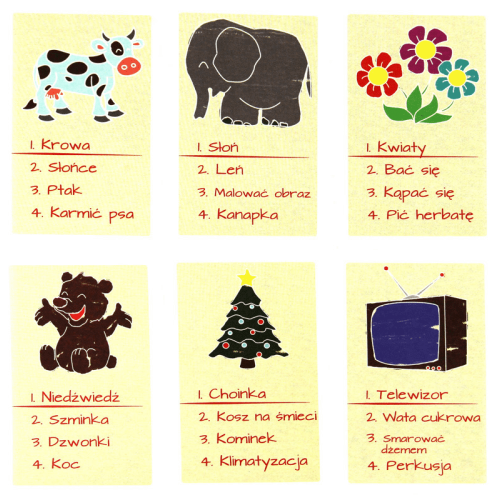 Kalambury dla dzieci - Kangur