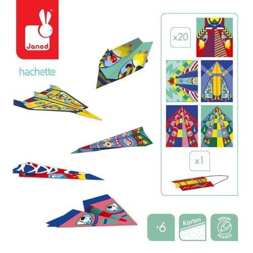 Origami Samoloty z...