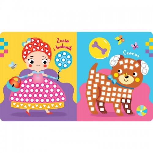 Mozaiki dla dziewczynek....