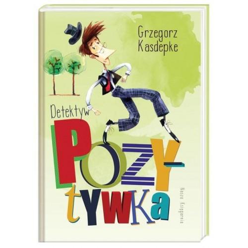Książka Detektyw Pozytywka...