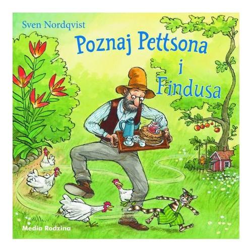 Poznaj Pettsona i Findusa -...