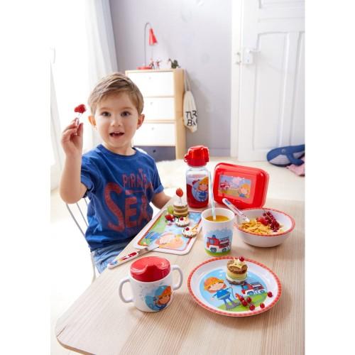 Lunchbox śniadaniówka Straż...