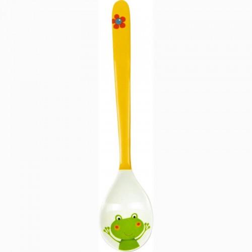 Łyżeczka dla dzieci Żabka -...