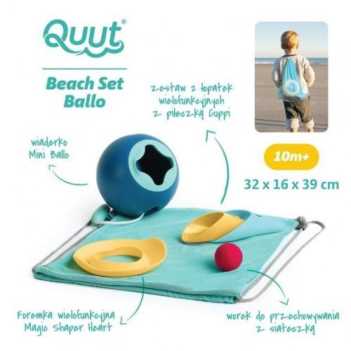 Zabawki plażowe: wiaderko,...