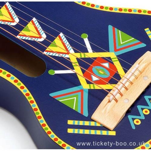 Gitara Dla Dzieci 6 strun -...