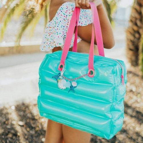 Dmuchana torba plażowa...