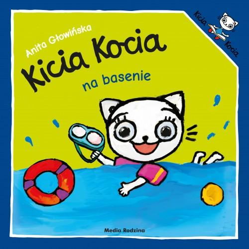 Kicia Kocia na basenie -...