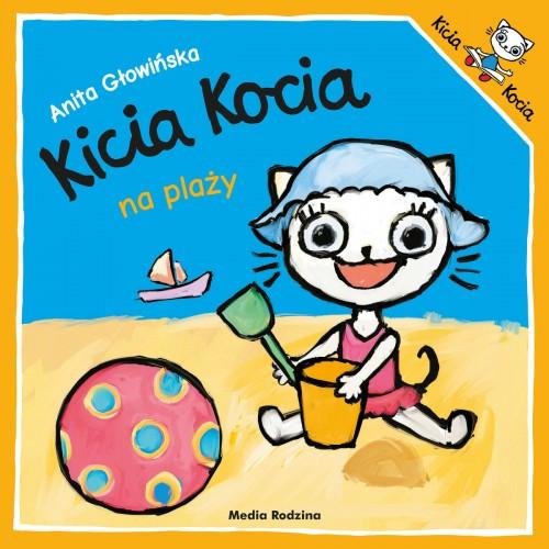 Kicia Kocia na plaży -...