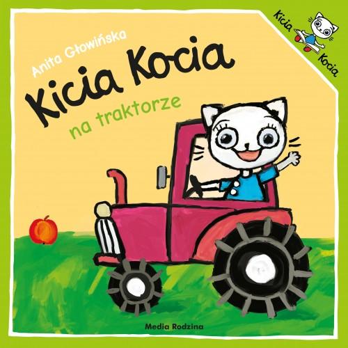 Kicia Kocia na traktorze -...