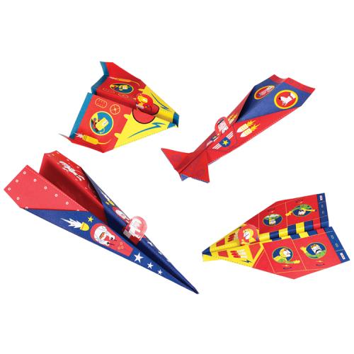 Samoloty Origami z...