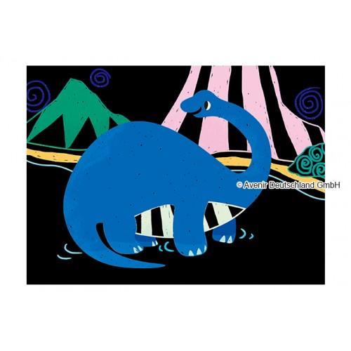 Wydrapywanki Dinozaury 8...
