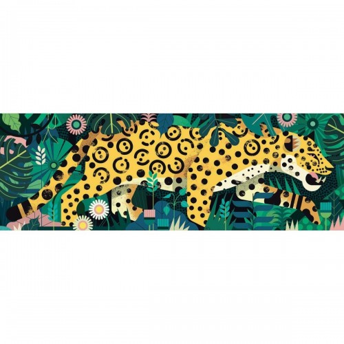 Puzzle Gallery Leopard 1000...