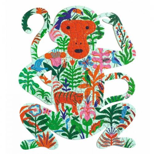 Puzzle Art Monkey 350 el. -...
