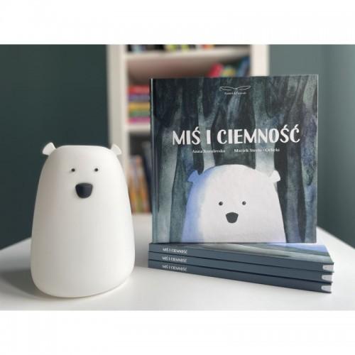 Miś i Ciemność - Książka