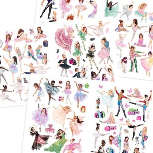 Balet Album z Naklejkami...