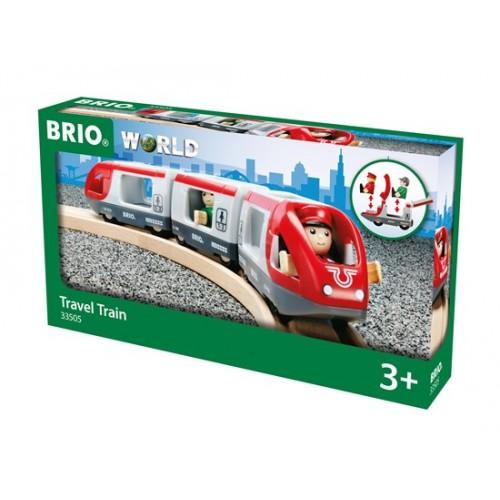Pociąg Pasażerski - Brio