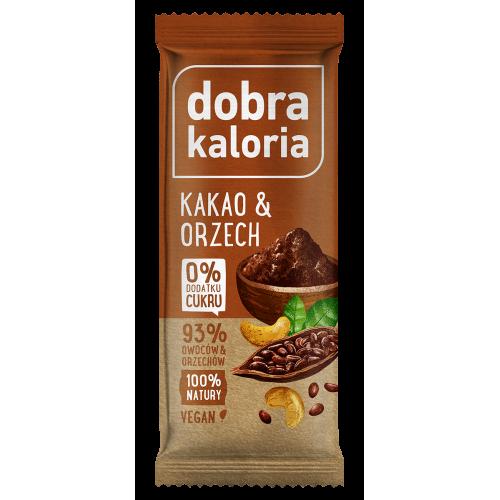 Baton kakao & orzech 35 g -...