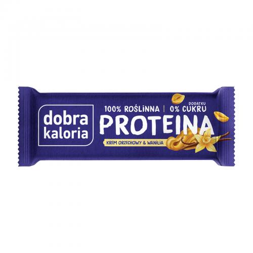 Baton Proteinowy Krem...