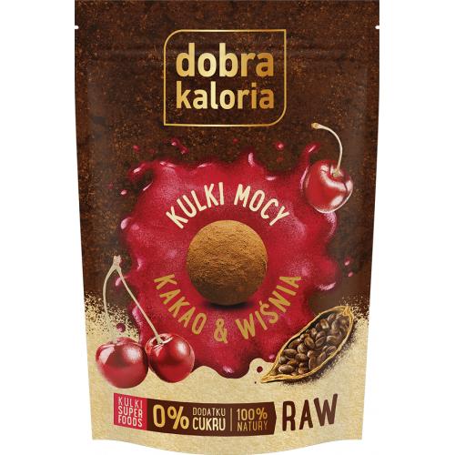 Kulki Mocy kakao & wiśnia -...