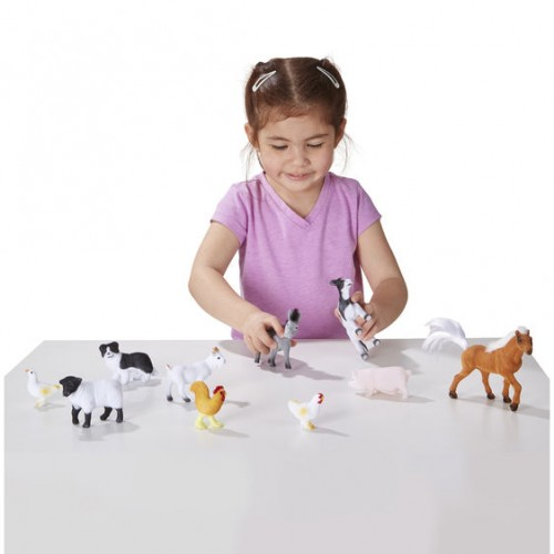 Figurki Zwierzęta z Farmy -...