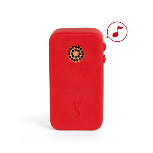 Telefon Drewniany z...