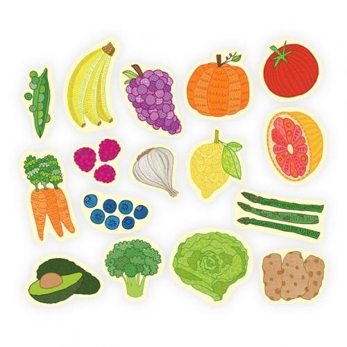 Magnesy Owoce i Warzywa -...
