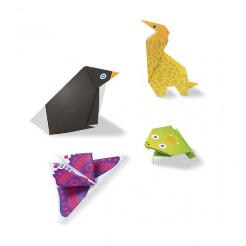 Origami Zwierzęta z Papieru...