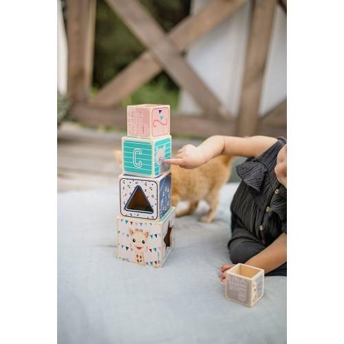 Piramida Wieża Drewniana...