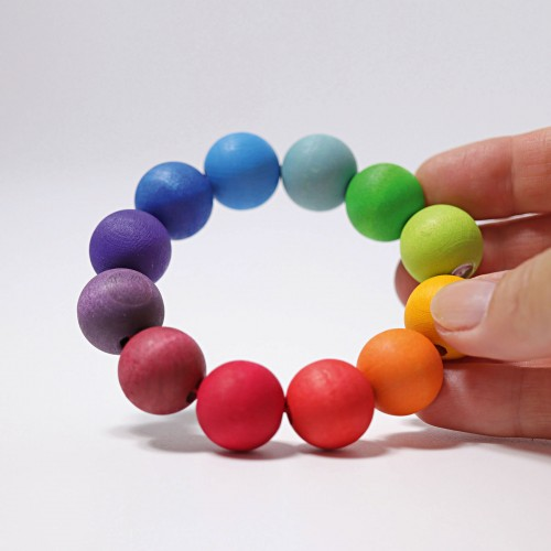 Grimm's - kolorowe perełki...