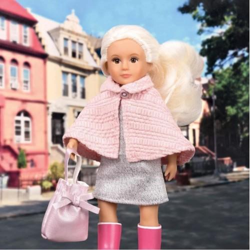 Lalka 15cm Blondynka Eliz -...