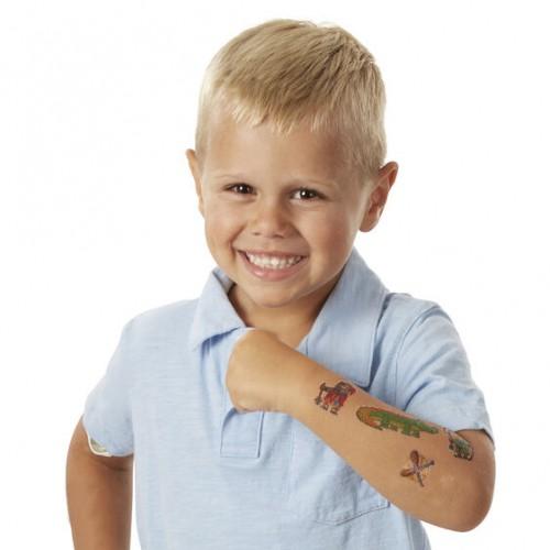 Tatuaże Dziecięce Przygoda...