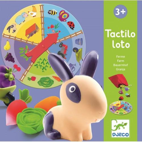Gra Edukacyjna Lotto Farma...