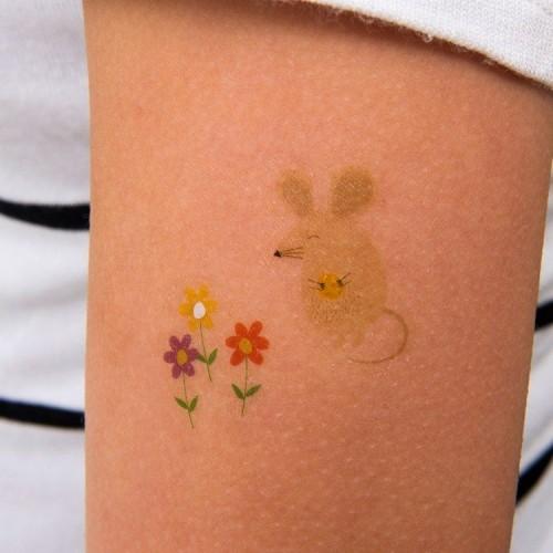 Tatuaże Dziecięce Leśni...
